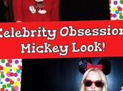 CELEBRITIES: looks Mickey Mouse!