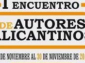 escritora Pomares abre Encuentro Autores Alicantinos 2013