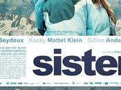 Sister. niño esquíes