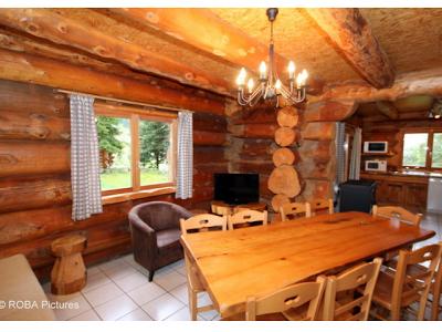 Cabana rustica en las montanas francesas paperblog - Casas rusticas por dentro ...