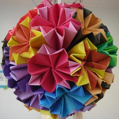 Manualidades en familia origami paperblog for Manualidades en familia