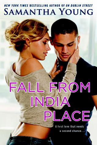 Portada Revelada: Fall from India Place - On Dublin Street #4 - Samantha Young