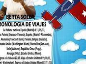 Esclarecedora cronología viajes Berta Soler Guillermo Fariñas