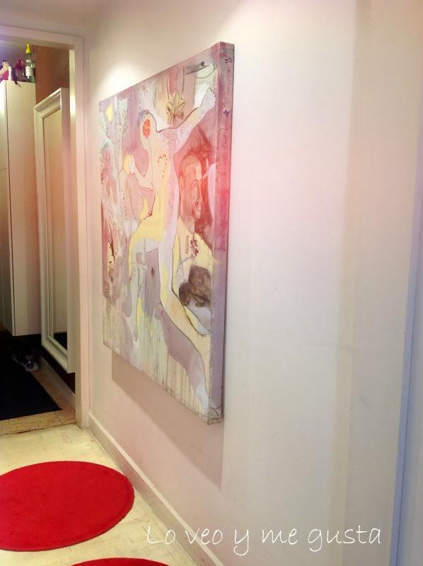 Como decorar el pasillo con un cuadro paperblog - Decorar un pasillo ...
