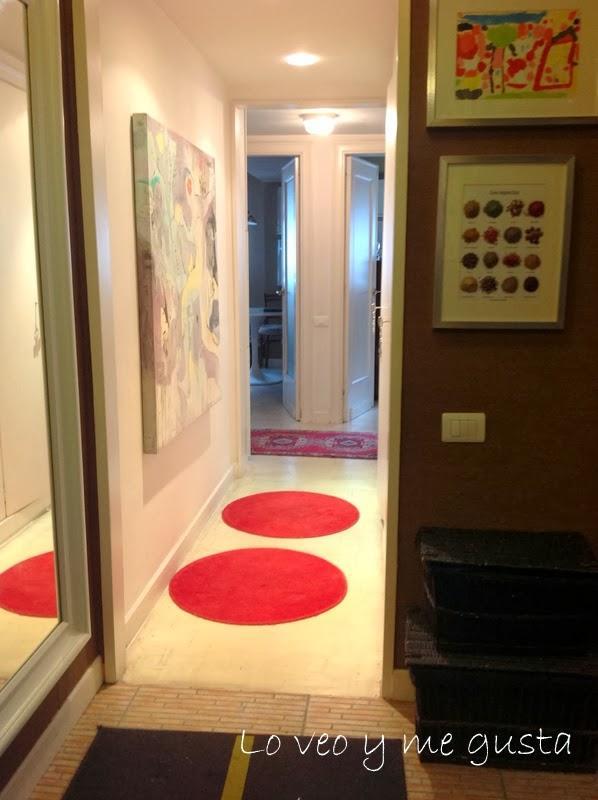 Como decorar el pasillo con un cuadro paperblog - Como decorar un cuadro ...