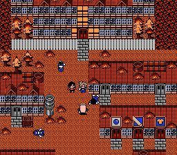 Final Fantasy VII para NES