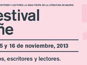 Festival Eñe: Sacar literatura calle
