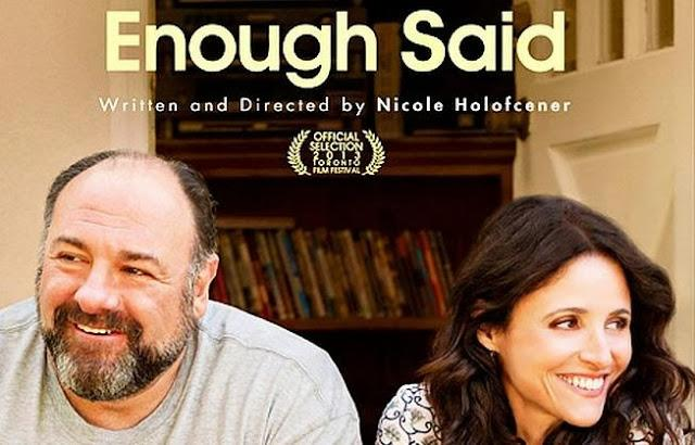 James Gandolfini - Enough Said - Sobran las palabras