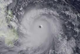 TIFÓN EN FILIPINAS. DESASTRE CLIMÁTICO POR CALENTAMIENTO GLOBAL