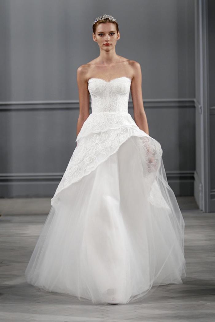 vestidos de novia primavera/verano 2014- fotos - paperblog
