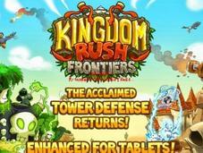 Kingdom Rush Frontiers: secuela mejor tower defense [Juego Semana]