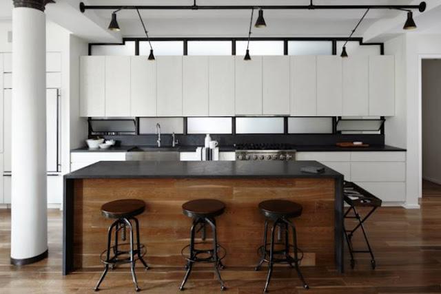 curioso loft industrial paperblog. Black Bedroom Furniture Sets. Home Design Ideas