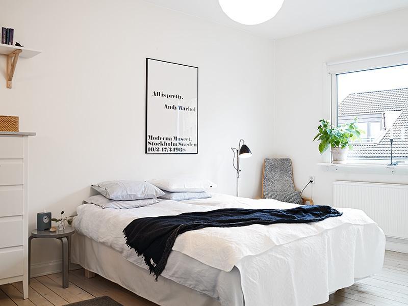 Decoracion simple interior nordico con todo lo necesario paperblog - Poster decoracion ...
