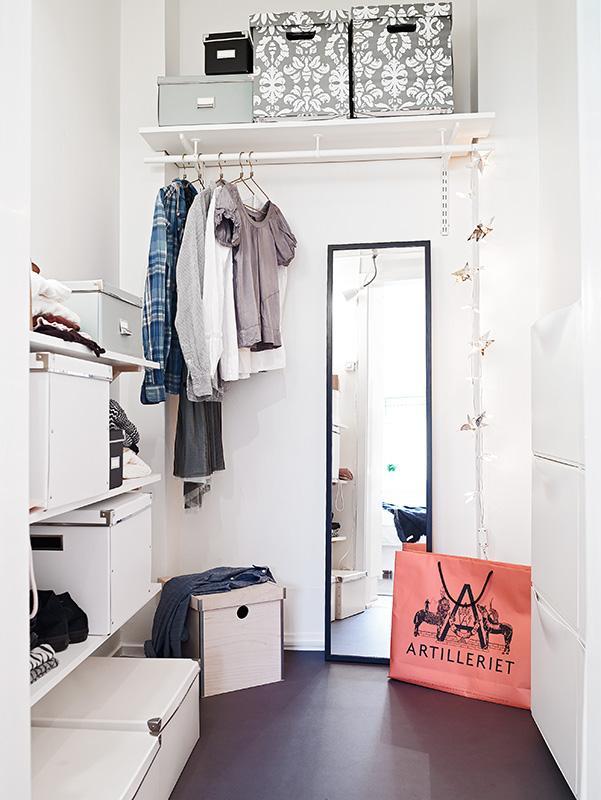Decoracion simple interior nordico con todo lo necesario - Decoracion barato ...