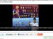 Desigualdad criterio Mundo Deportivo, entre hermano Messi Eladio Paramés