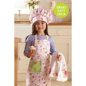 Delantales de cocina para todos paperblog - Nina cocinando ...