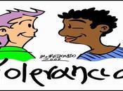 Internacional para tolerancia.