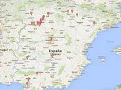 España: Amigos Tierra publica mapa campos experimentales transgénicos