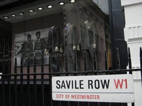 Savile Row Style