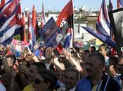 Multitudinario acto Holguín regreso Patria Héroes antiterroristas cubanos