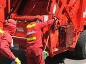 políticos limpian calles Madrid