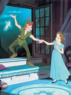 Peter Pan Paperblog