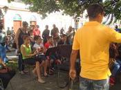 """Banda Infantil parque Libertad"""" Sagua Grande"""