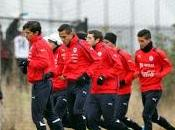 Chile entrena Toronto miras Brasil
