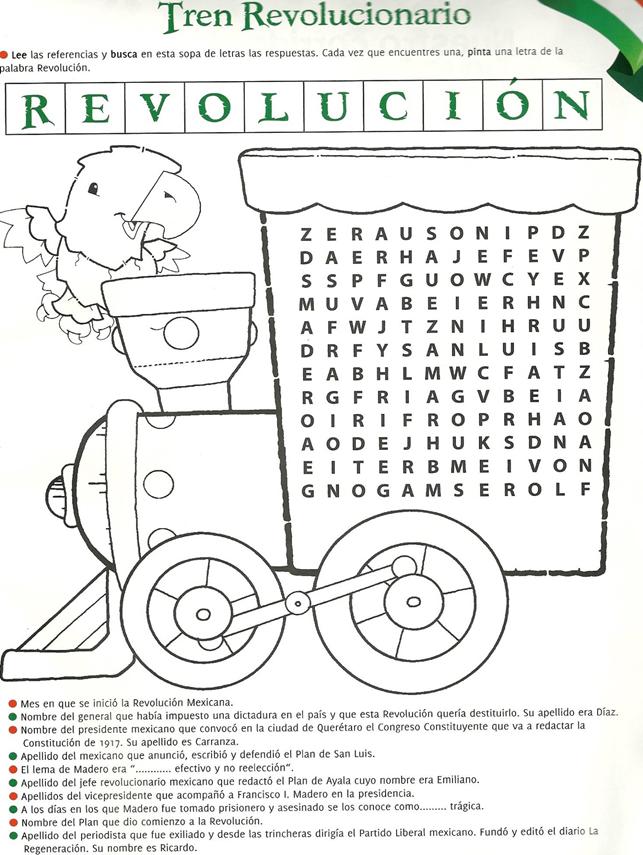 Aniversario Del Inicio De La Revolución Mexicana Paperblog