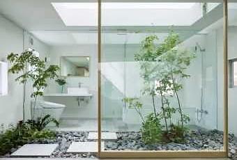 Decorar un patio interior moderno paperblog for Decoracion patios interiores modernos