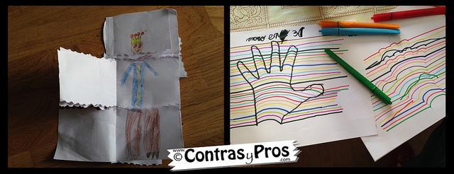 De las manualidades r pidas paperblog - Manualidades para ninos faciles y rapidas ...