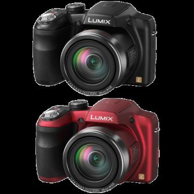 Panasonic Lumix DMC-LZ30 colores