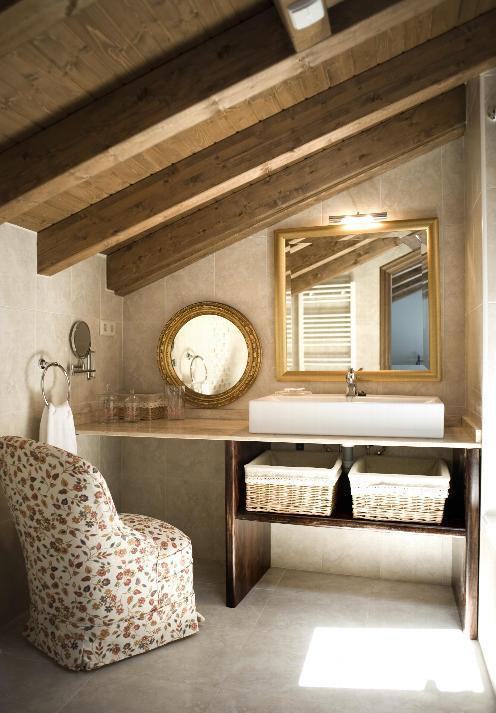 Imagenes De Baños Tradicionales:Baños con techos abuhardillados – Paperblog