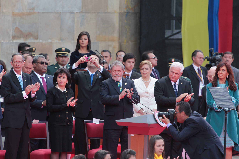 El espaldarazo de Obama a Castro, Santos y Farc