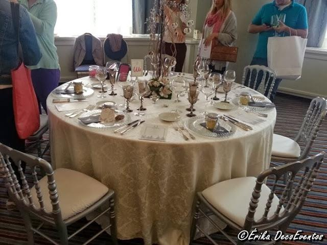 Mesas decoradas en mi boda rocks experience paperblog - Mesas decoradas para bodas ...