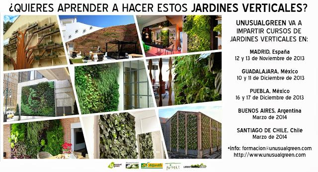 Jard n vertical educativo en mallorca paperblog for Como hacer un jardin vertical de interior