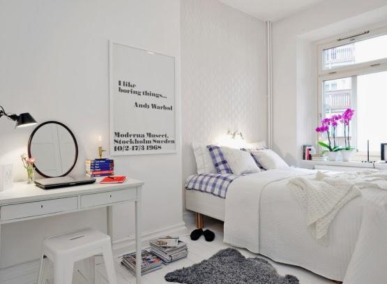 Habitaci n de alquiler paperblog for Ideas para decorar cuarto de estudiante