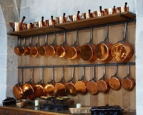 Maravillosos objetos de cobre paperblog - Objetos fabricados con cobre ...