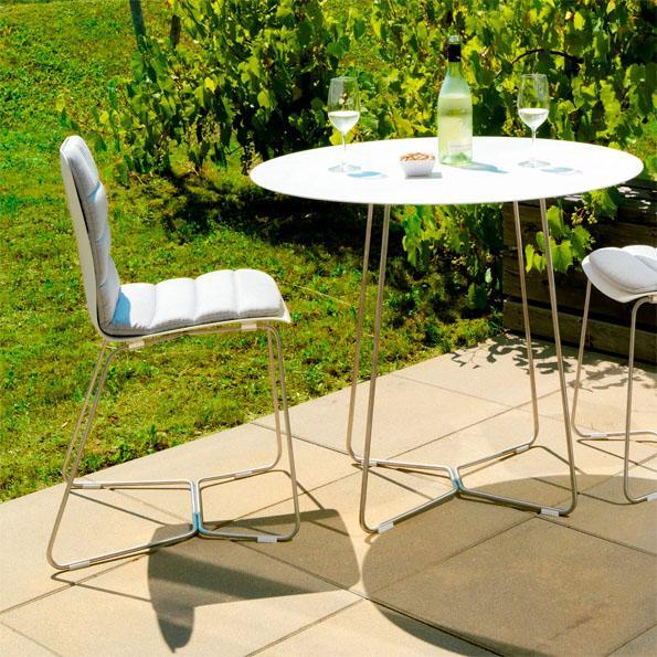 Sillas de exterior para jard nes y terrazas modernas for Sillas terraza y jardin