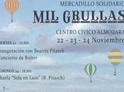 Mercadillo Solidario Grullas