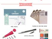 Carvado sellos: Tutorial, materiales ideas