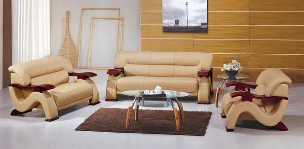 Lindos muebles para salas modernas paperblog for Juego de muebles para sala modernos