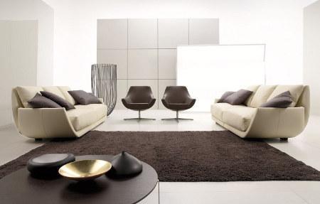 Lindos muebles para salas modernas paperblog for Fotos colores para salas y comedores