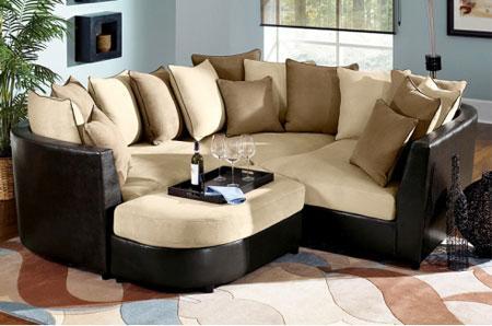 Lindos muebles para salas modernas paperblog for Muebles en l modernos para sala