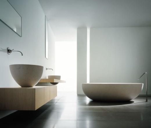 Baño Estilo Minimalista:10 lindos baños estilo minimalista – Paperblog