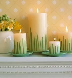 C mo hacer velas caseras para estas navidades paperblog for Como fabricar velas caseras