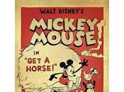 horse, nuevo corto Mickey Mouse