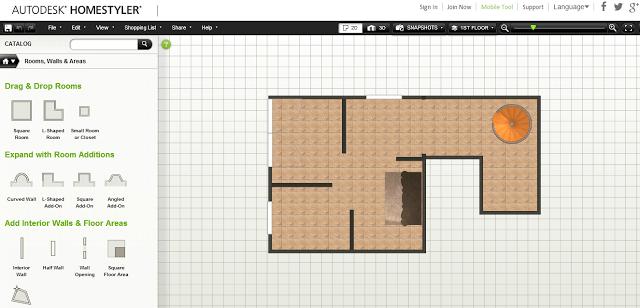 Autodesk homestyler dise a tu casa desde la web paperblog for Disenar casa online con autodesk homestyler