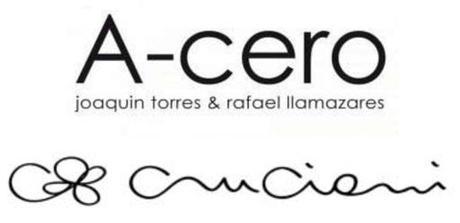 A-cero y Cruciani, fusión de calidad y diseño
