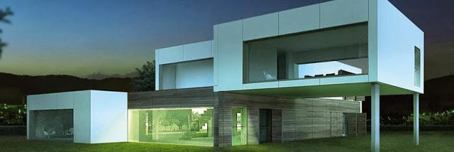 Casas a medida pr t porter una opcion que se adapta a - Casas prefabricadas de hormigon modernas precios ...